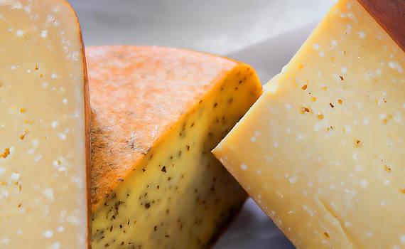 TONY GRIDER - Cheese Display