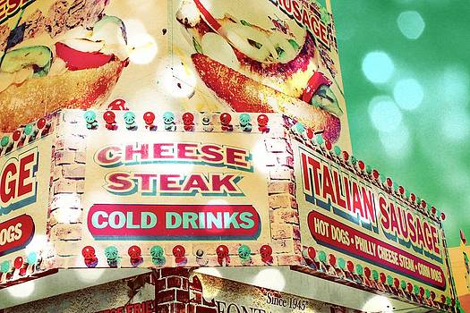 Cheese Steak Carnival Food Vendor by Eye Shutter To Think