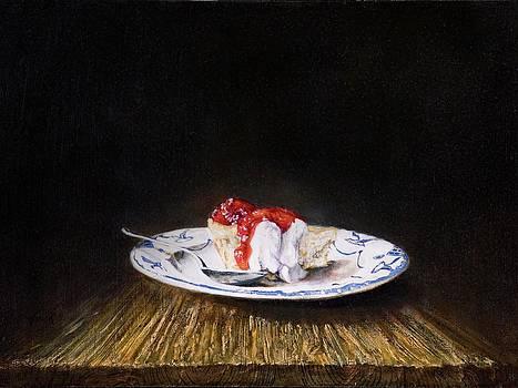 Cheesecake by Brandon Kralik