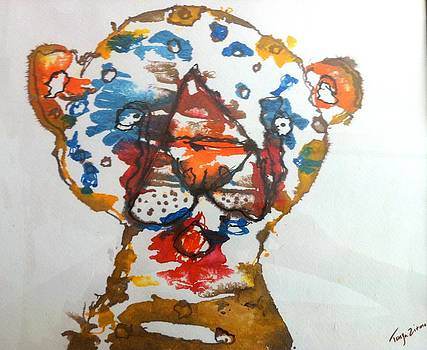 Cheetah by Tonya Mower Zitman