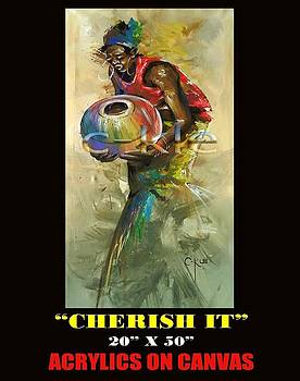 Cherish It by Clement Martey