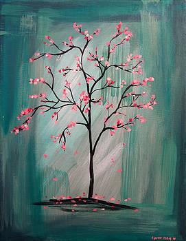 Cherry Blossom by Lynsie Petig