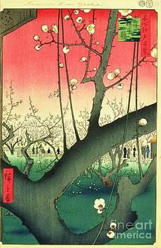 Utagawa Hiroshige - Cherry Blossoms