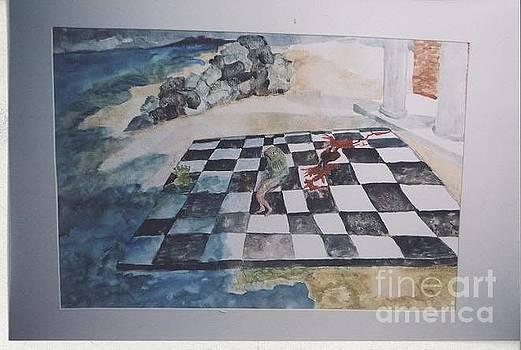 Chess by Laura Chorba