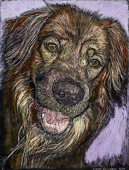Chester the Dog by Robert Goudreau