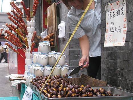 Alfred Ng - chestnuts and hawthorns