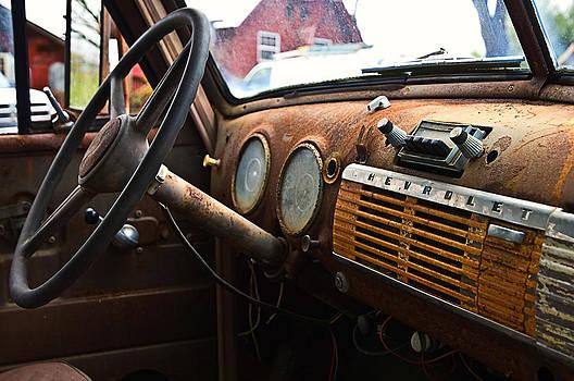 Chevrolet by Susan Leggett