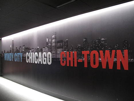 Chi-town by Candace Garcia