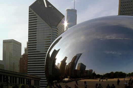 Frank Winters - Chicago Bean and Sun