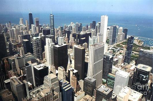 Chicago One Afternoon by Dean Robinson