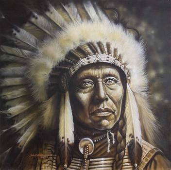 Chief by Tim  Scoggins