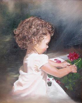 Childlike Innocence by Celeste Nagy