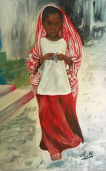 Children of Zanzibar by Nicu Alina