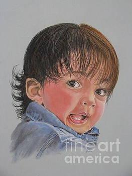 Children Portraits by Turea Grice