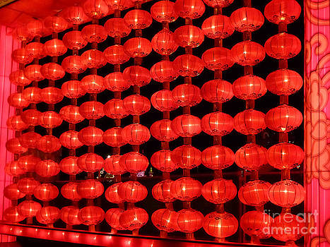 Xueling Zou - Chinese Lanterns 2