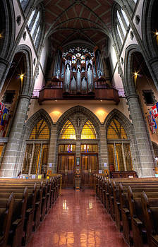 Matt Dobson - Christ Church Cathedral - Vertical Panorama