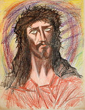 Christ by Joao Guedes Silva