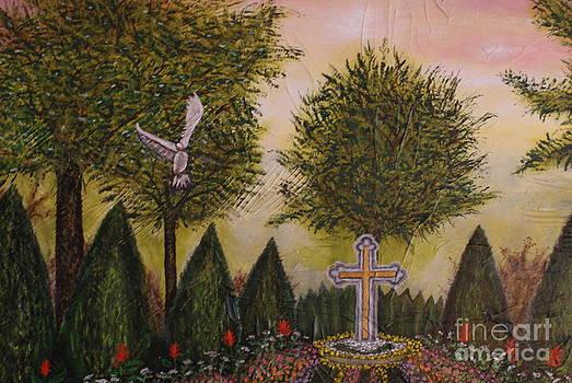Christian Garden by William Ohanlan