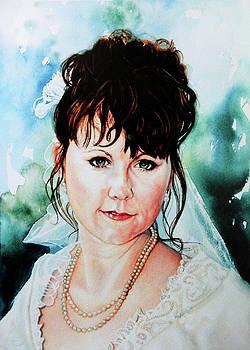 Hanne Lore Koehler - Christis Wedding Day