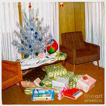 Gregory Dyer - Christmas 1969