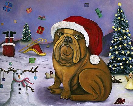 Leah Saulnier The Painting Maniac - Christmas Crash