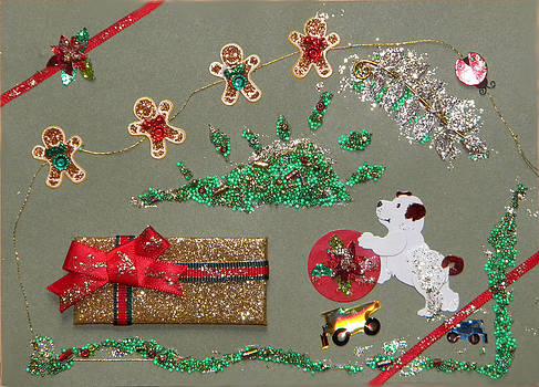 Christmas Joys by Gracies Creations
