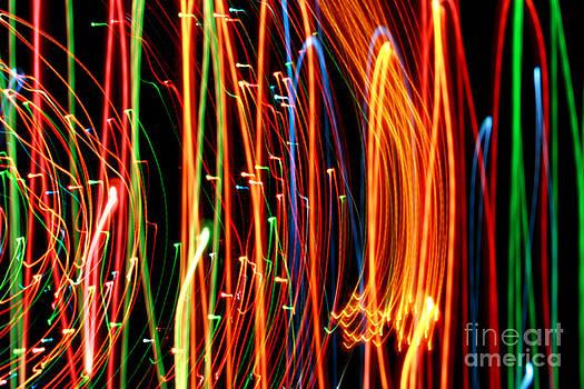 Christmas lights galore by Anita Antonia Nowack