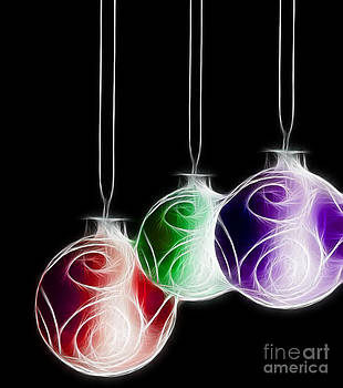 Christmas Ornaments by Alan Crosthwaite