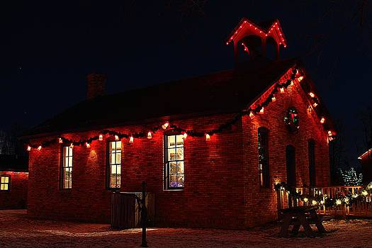 Scott Hovind - Christmas Schoolhouse