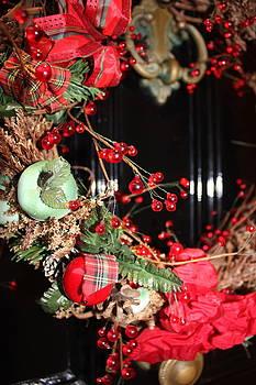 Yvonne Ayoub - Christmas Wreath 2