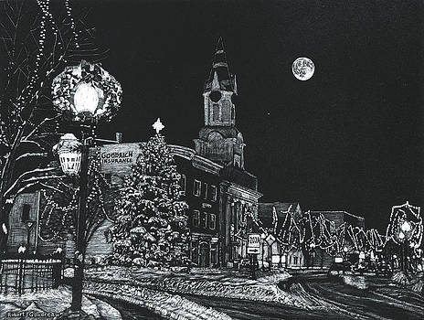 Christmastime by Robert Goudreau
