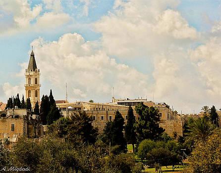 Church by Amr Miqdadi