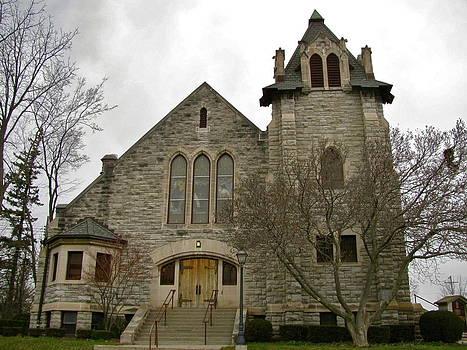 Church by Rhonda Jones