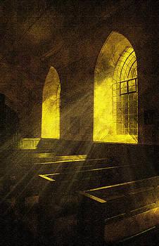 Svetlana Sewell - Church Window Light