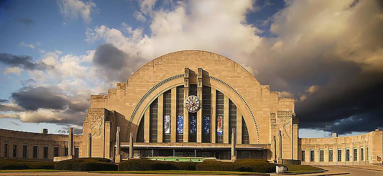 Randall Branham - Cincinnati Museum Union terminal