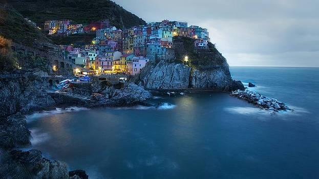 Cinque Terre by Daniel Sands