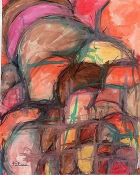 Circles by Fatima Hameurlaine