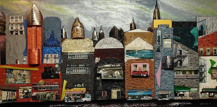 Robert Handler - City Block