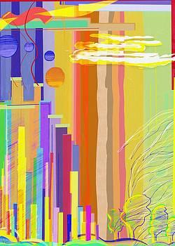 City Spring by MURUMURU By FP