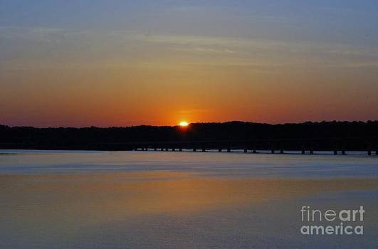 TSC Photography Timothy Cuffe Jr - Clarksville Sunrise