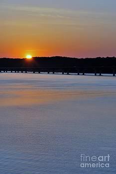 TSC Photography Timothy Cuffe Jr - Clarksville Sunrise Vert