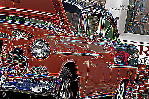 Classic Car by Stephani JeauxDeVine