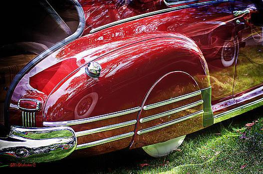 Classic Pontiac by SM Shahrokni
