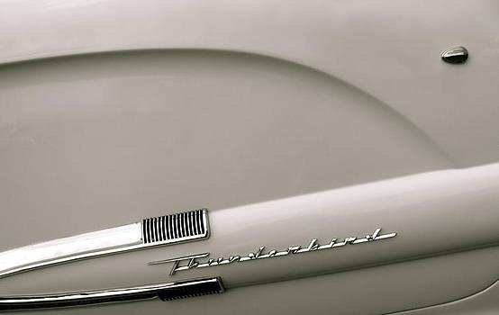 Classic Thunderbird by Rhonda Jones