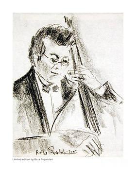 Classical blues by Reza Sepahdari