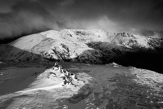 Clearing Storm Helvellyn by Stewart Smith
