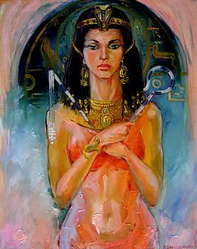 Cleopatra by Nelya Shenklyarska