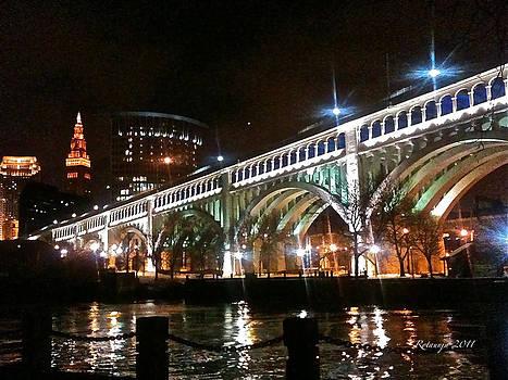 Cleveland Reflection by Rotaunja