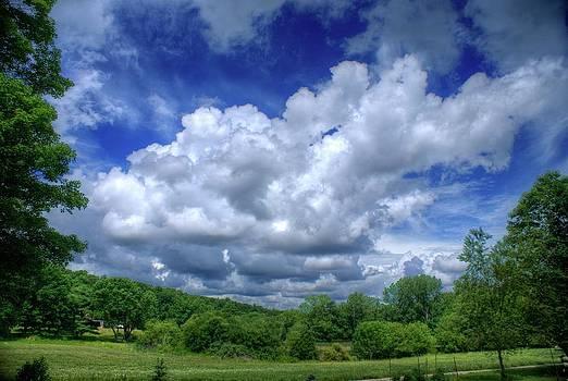 Clouds by Matthew Green