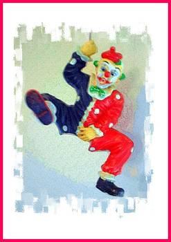 Clowning Around by Gra Howard